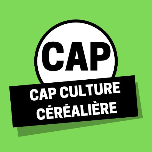 CAP Culture Céréalière